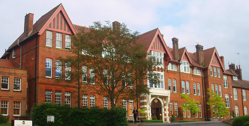 英國 Caterham School